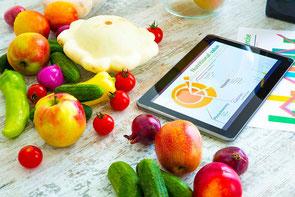 Diététicienne Nutrition en ligne suivi distance