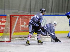 Ice Tigers Goalie Büsel steht unter Dauerdruck