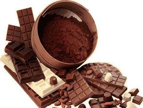 Dieta del cioccolato menu completo