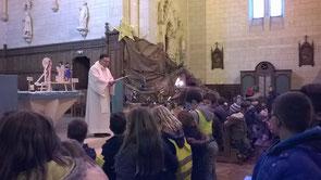 Vendredi 11 décembre, cérémonie de l'Avent en l'église Sainte-Anne