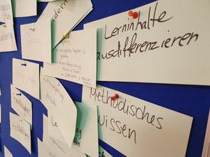 In einem Workshop ging es um die Anforderungen an IGS-Lehrkräfte. Foto: Ulrichs