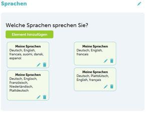 Fächerübergreifend lernten die angehenden Lehrkräfte die Projektarbeit via eTwinning. Screenshot: Nolte