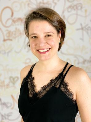 Sarah Gau Yogalehrerin Leverkusen