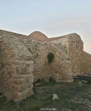 Vista cupola dai lati della chiesa