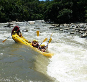 Rafting Dominical