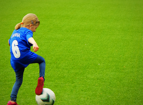 G-Juniorinnen bei den Soccergirls