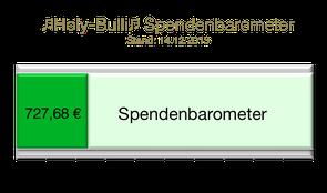 Spendenbarometer Holy-bulli Tour-Bus ulf hartmann