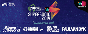 Vh1 Supersonic Festival