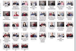Bilder für Webseite im Bioladen und Beratung