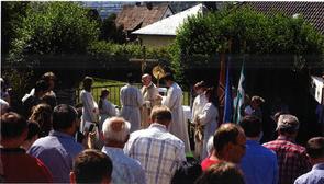 Fronleichnam und Pfarrfest in Aßlar - Kath. Pfarrei St. Anna Biebertal
