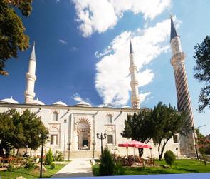 Die Üç Serefeli-Moschee Edirne