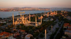 Hippodrom-Platz Istanbul