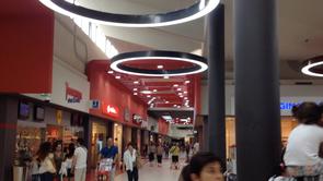 Einkaufscenter Italien