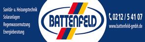 Firmenlogo der Firma Battenfeld Sanitär- und Heizungstechnik
