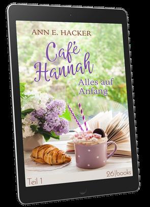 """Cover """"Café Hannah 1"""""""