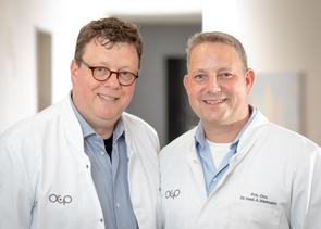 Bild: Priv. Doz. Dr. med. Weimann & Dr. med. Kleinen