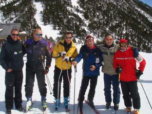 Vallter 2000 - Esquiada trialera 2010