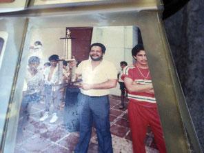 Carlos Mejia Gallo Ex-alcalde