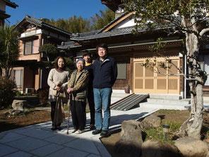 リフォーム外構、エクステリア、日本庭園、施工例