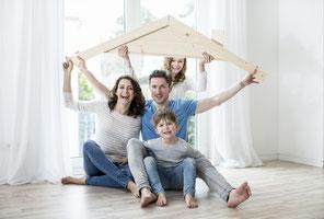 Vertrauen in Bauträger