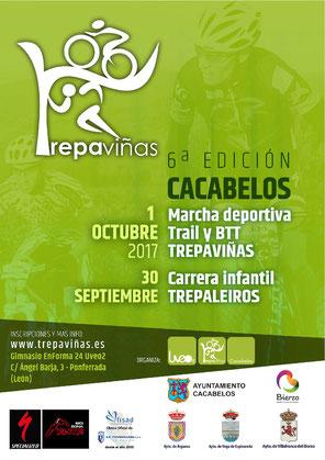 VI TREPAVIÑAS - Cacabelos, 01-10-2017