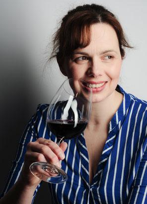Inhaberin Weinhaus am Meer: Nadja Roeloffs, Wyk auf der Insel Föhr