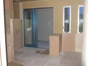 玄関…20100612