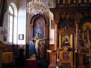 église orthodoxe russe nice longchamp