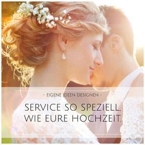 Hochzeitskarten in Ihrem Design