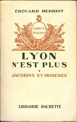 """""""Lyon n'est plus"""" tome 1"""