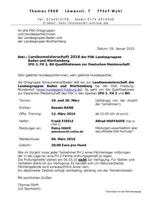 Landesmeisterschaft 2016 - psk-gaertringens Webseite!