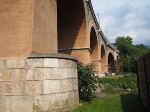 Spoorbrug bij Payerbach