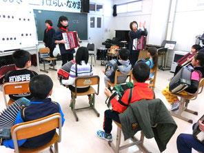 小学校での土曜授業