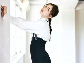 フリーランスヘアメイクアップアーティスト ミキ 作品 ファッション