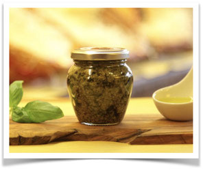 Pesto Genovese Hausgemacht