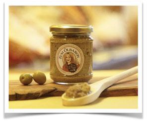 Hausgemacht Olivencreme