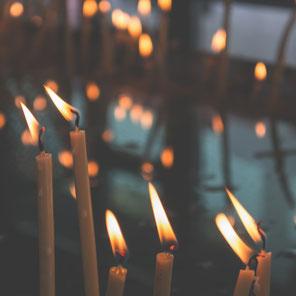 Atha Seminarhaus Workshops Kerzen