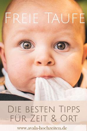 Wann und wo sollte eine Freie Taufe stattfinden? - Taufrednerin Traurednerin Kira Nothelfer Berlin Brandenburg
