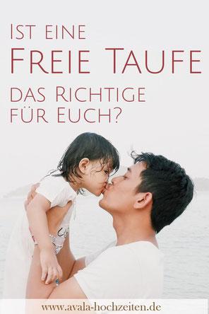 Für wen eignet sich eine Freie Taufe - Taufrednerin Traurednerin Kira Nothelfer Berlin Brandenburg