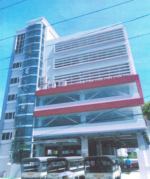 RCC(補強セメントコンクリート)ビル6階建 ヤンゴンに建設