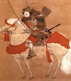 Ashikaga Takauji.