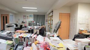 事務所、食堂