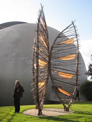 Rêve d'un papillon - Futuroscope - roman GORSKI