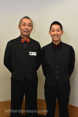 Koji & Shota. Funaki Family