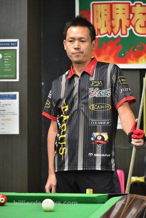 Yukio Akagariyama won 2017 JPBA Grand Prix East stop#5 in Chiba