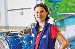 Eliane Schütz, Geographin