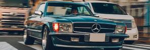 Mercedes Benz SL (107)