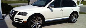 VW Touareg I (7L)
