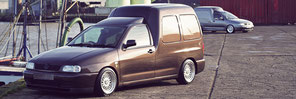VW Caddy 2 (9K)