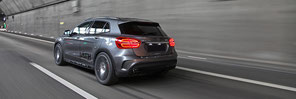 Mercedes Benz GLA (X156)